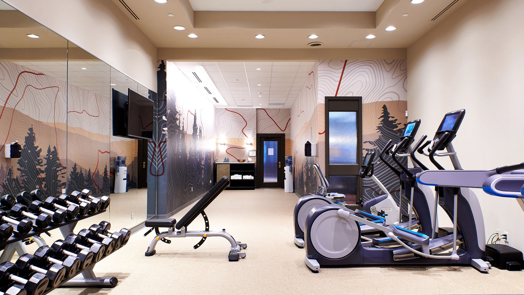 Kimpton RiverPlace Fitness Center