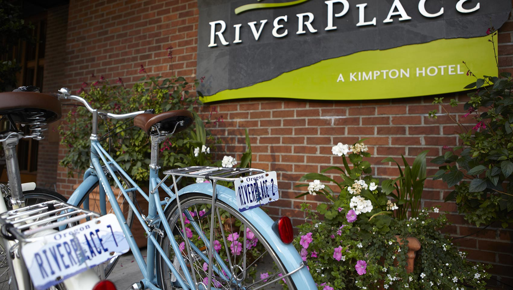 Riverplace bikes