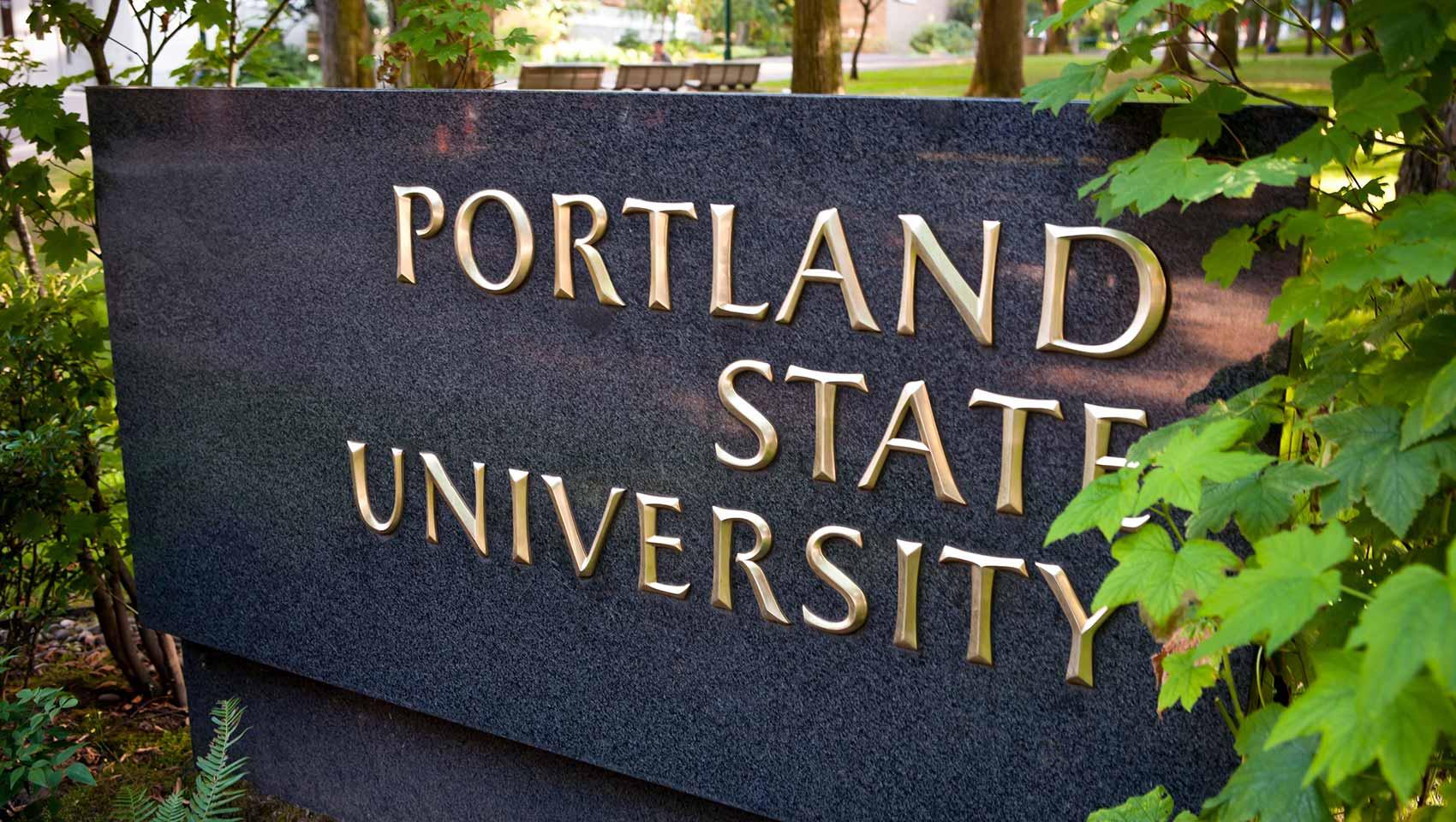 portland state university login