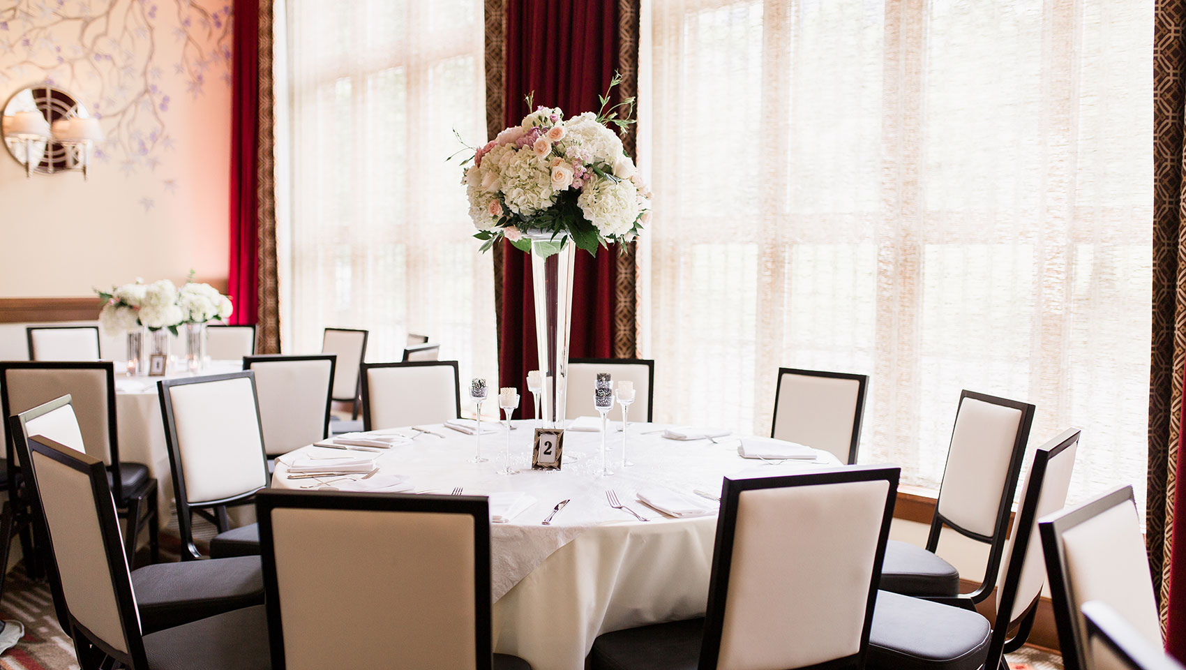 Kimpton RiverPlace wedding reception portland boutique