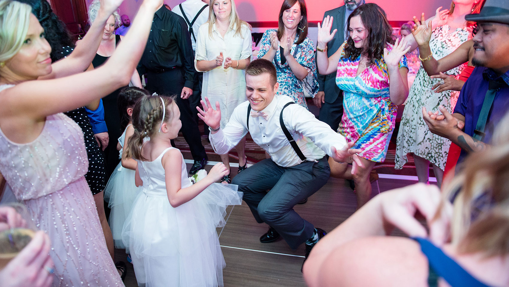 wedding venues with dancefloor