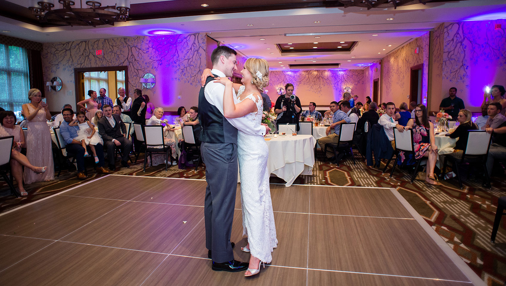 wedding dancefloor images