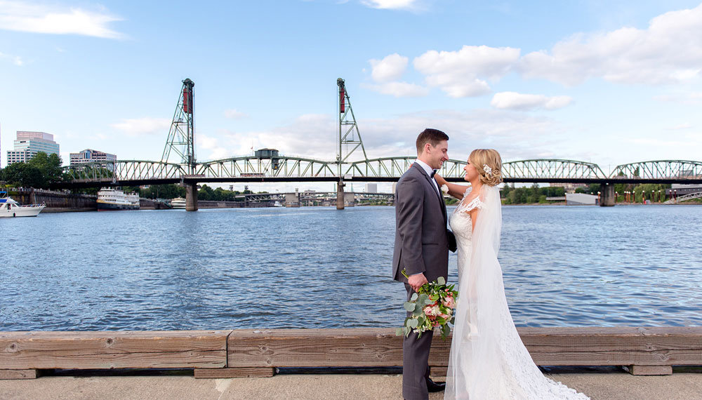 Riverplace real wedding