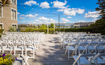 Riverplace outdoor event space