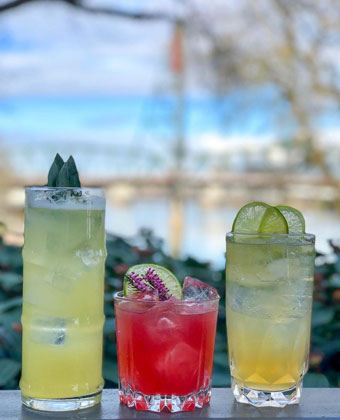 Riverplace drinks